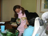 口腔筋機能療法のレッスン